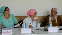 Training in improving the leisure service for representatives of 17 pilot municipalities was held in Jalal-Abad