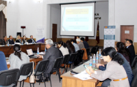 "Seminar on ""Development of service delivery model in the Kyrgyz Republic""  held in Bishkek"