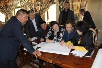 PSI finalized the 1st phase of its activities in Jalal-Abad and Issyk-Kul oblasts