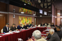 Meeting of the Working group on development of the draft of the Kyrgyz Republic`s Code on Local Self-Government was held